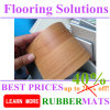 Wooden Color Environmental PVC Flooring Rolls for Commercial Flooring Sports