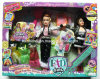 Hot Sell Plastic Doll Sets