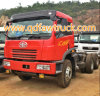 Africa Popular Model 380HP RHD FAW Tractor Truck