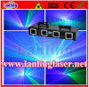 260 Mw GB New Four Lens Green Multi-Tunnel Laser Light