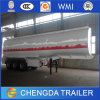 New 50000L Fuel Tank Semi Trailer for Diesel Transport