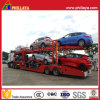 Hydraulic Semi Car Carrier Trailer for Philippines