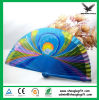 Customized Cheap Korea Bamboo Gift Fans Wholesale