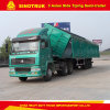 3 Axle Heavy Duty Side Dump Semi Trailer for Sale