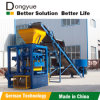 Semi Automatic Hollow Block Machine for Mauritania Qt4-24 Dongyue Machinery Group
