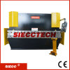 Hydraulic CNC Aluminium and Stainless Steel Plate Bending Press Brake Machine
