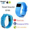 Bluetooth Smart Bracelet with Heart Rate Monitoring (ID100)