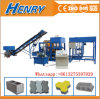 Qt4-20 Fully Automatic Hydraulic Concrete Block Making Machine Paver Brick Machine