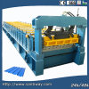 Color Metal Sheet Tile Cold Roll Forming Machine