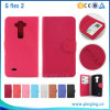 Classical Leather Card Slot Phone Cover Case for LG G Flex 2