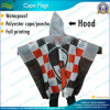 Economy Waterproof, Fire Retardant Polyester Poncho (NF05F08004)