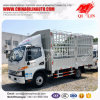 Factory Sale Side Door Open Van Truck with 6 Tires