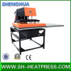 Pneumatic Double Heat Press Machine 60X80cm and 80X100cm