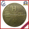 Full Metal Souvenir Coin, Antique Bronze Plated