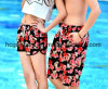 Couples Clothing Sweethearts Shorts, Board Shorts for Lover/Man/Lady