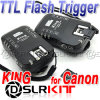 Pixel King Wireless Flash Trigger for Canon