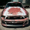 Tsautop Rust Car Wrapping Vinyl Wrap PVC Film