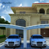 Modern Single Aluminum Polycarbonate Carport for 1 Car