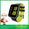 IP68 Waterproof Heartrate Monitor Gv68 Smart Watch with Mtk2502 CPU