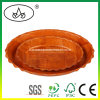 Daily Use Wooden Dinner Plate for Dinnerware Sets