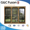 Energy Efficient Aluminium Double Glazed Tilt Aluminium Window