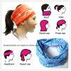 Custom Design Printed Seamless Style Bandana Headwear Scarf Wrap