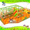 Indoor Outdoor Adventure Course Kids Playground Rope Course