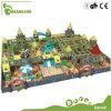 New Design Manufacturer for Children Kids Indoor Playground Indoor Wooden Slide Playground Dlid226