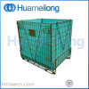 Collapsible Storage Metal Wire Mesh Container