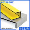 Kynar500 PVDF Coated Aluminum Composite Material for Brazil Market