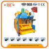 Non Pallet Mobile Cement Hollow Block Making Machine