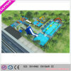 Hottest Summer Giant Mobile Frame Pool Water Park for Sale