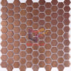 Metal Decoration Mosaic Tile Made by Stainless Steel (CFM730A)