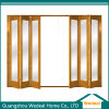 Wooden Accordion Bifolding 4 Panel/6 Panel Door