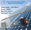 1500W 2HP Jlp31/19-D72/1200 Swimming Pool Solar DC Pump