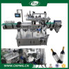 Two-Sides Plastic Bottles Adhesive Sticker Labeling Machine