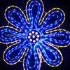 LED Big Flower Outdoor Wall Decoration Lighting