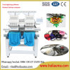 2 Heads 15 Color Cap Embroidery Machine/ Towel Tubular Embroidery Machine Prices with Dahao Control System Same as Happy and Tajima Embroidery Machine