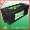 12V 150ah Maintenance Free Truck Battery N150