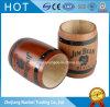 Custom Small Vintage Wooden Keg for Coffee Tea
