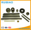 Small Rack and Pinion Gears, Helical Rack and Pinion, CNC Steel Rack