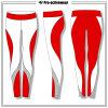Yoga Wear Pants Wholesale Customized Polyester Spandex Sublimation Sports Leggings