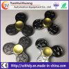 2017 New EDC Tri-Spinner Fidget Toys Pattern Hand Spinner Metal Fidget Spinner