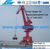 40t20m Port Handling Machine Grab Container Harbour Crane