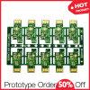 Hi-Tg Lead Free 7~11ym HASL PCB with UL, RoHS