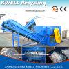 Film, Bag Single Shaft Shredding Machine, PE/PP/ABS/PA/PVC Shredder