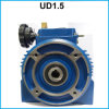 Udl Series Industrial Mechanical Variable Stepless Speed Variator