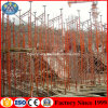 High Quality Q235 Steel Cross Lock Scaffolding for High Building (Factory in Foshan Since 1999)