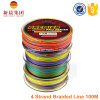 4 Strands Multicolor PE Braided Line