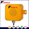 Waterproof SIP Poe Loudspeaker IP65 Kntech A4 Factory